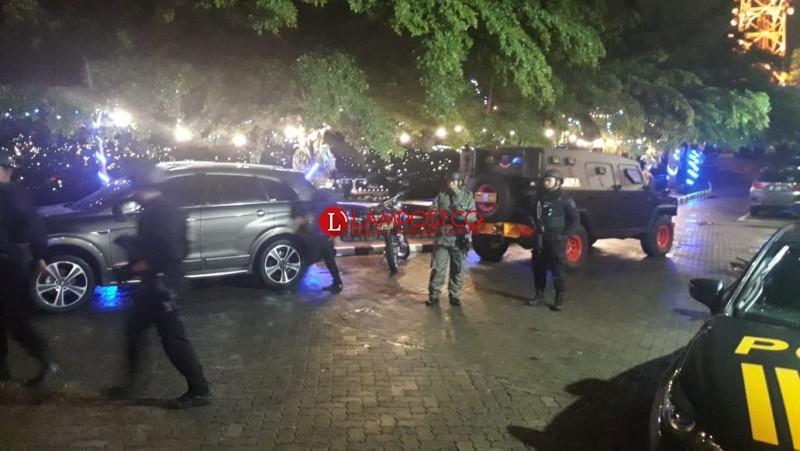Diduga Bom di Hotel Bukit Randu, Ini Kata Polresta