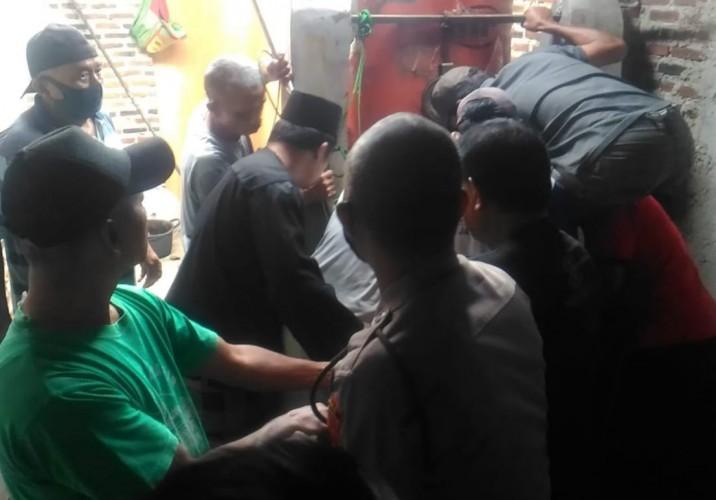 Diduga Bunuh Diri, Warga Jatimulyo Tewas di Dalam Sumur