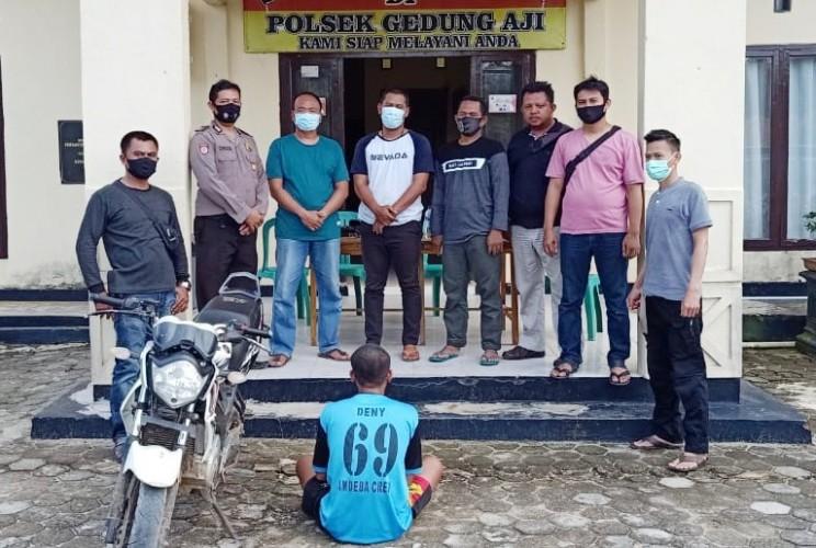 Diduga Cabuli Siswi, Pemuda di Gedungaji Ditangkap