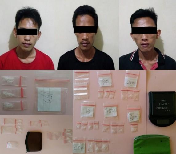 Diduga Edarkan Sabu, Bandar Narkoba di Way Kanan di Tangkap Polisi
