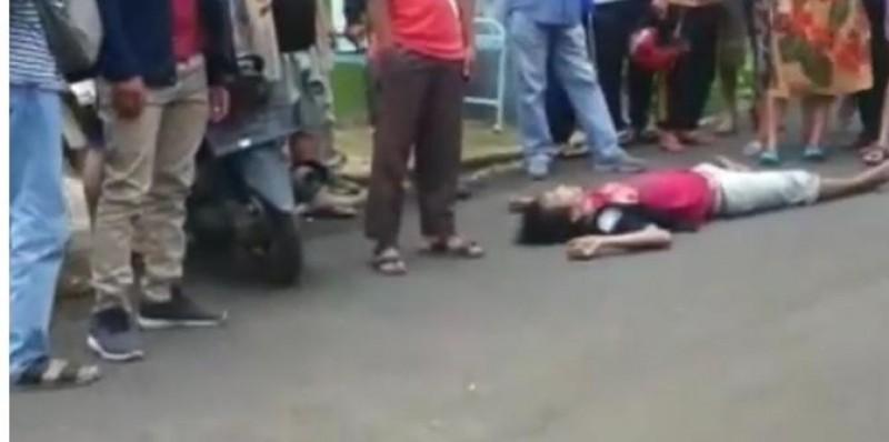 Diduga Kabur, Tahanan Polsek Tanjungkarang Barat Ditembak Mati