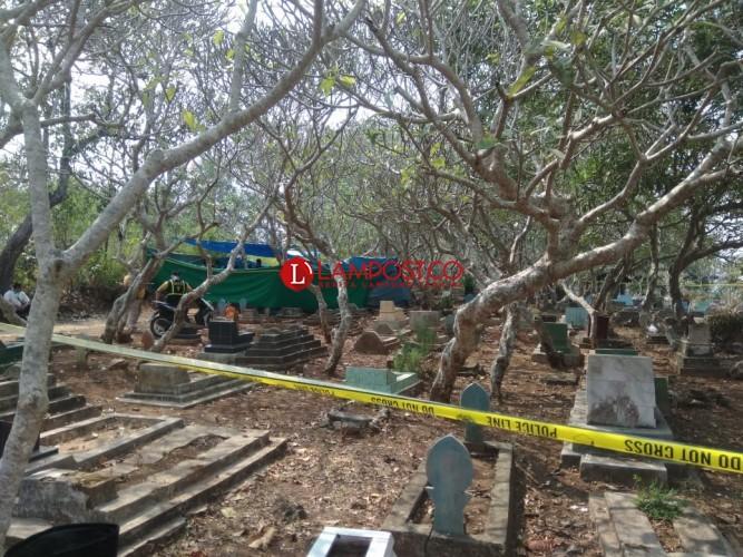 Diduga Tewas Digelonggong, Makam Korban Diksar Maut Dibongkar