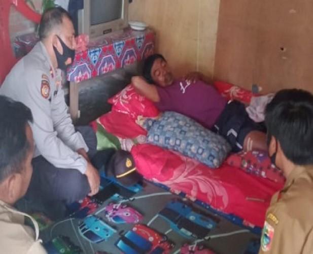 Digigit Buaya, Nelayan Pematangsawa Mendapat 37 Jahitan