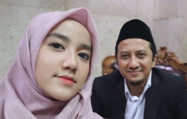Dijodohkan dengan Anak Syekh Ali Jaber, Ini Profil Putri Ustaz Yusuf Mansur