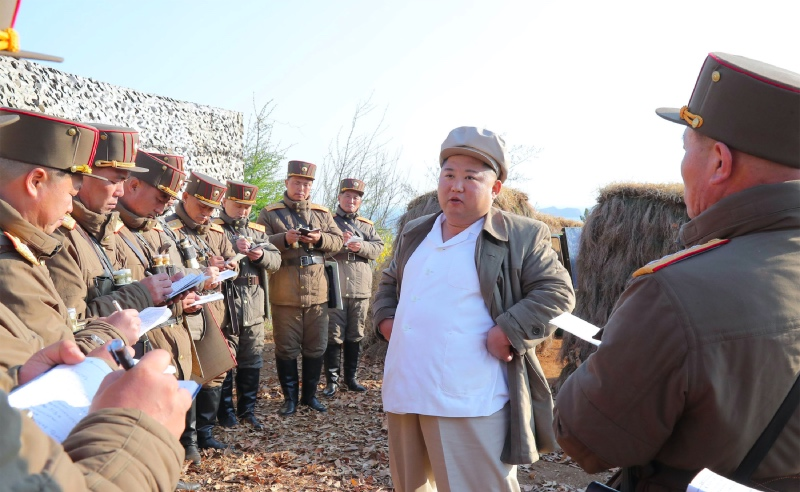 Dikabarkan Meninggal, Kim Jong-un Tiba-tiba Kirim Pesan