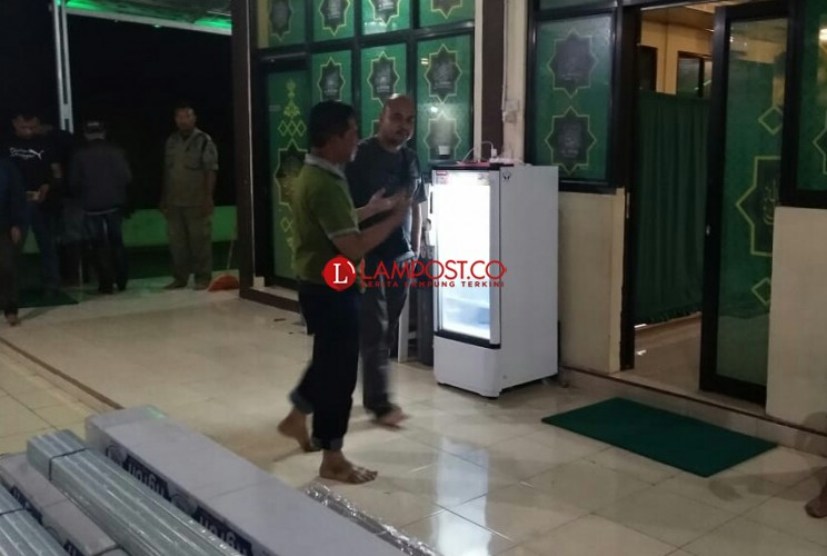 Dikawal Patroli, Khamami Bertolak ke Bandar Lampung dan Jakarta