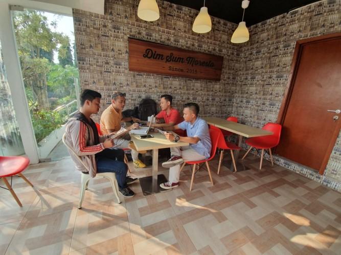 Dimsum Moresto Hadir di Springhill Condotel Lampung