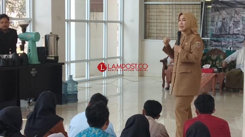 Dinas Perindustrian Rangkul Mahasiswa Bangun <i>Branding</i> Kopi Lampung