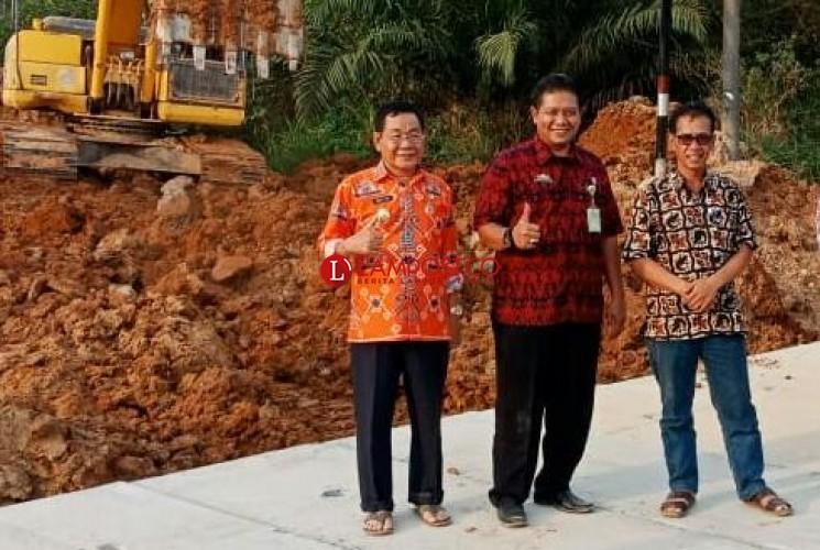Dinas PUPR Tanggamus Studi Banding ke Mesuji