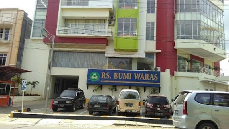 Dinkes Bandar Lampung Tegur RSBW