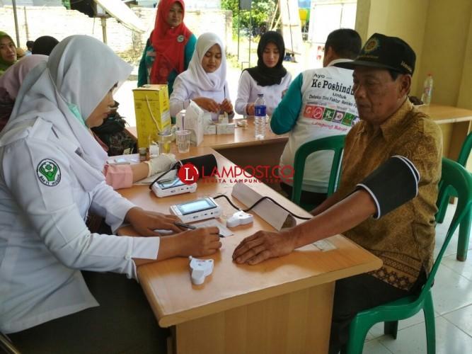 Dinkes Lampung Tingkatkan Layanan Kesehatan Masyarakat