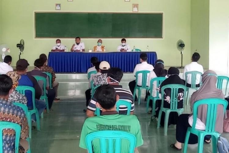Dinkes Mesuji Gencarkan Sosialisasi PPKM Mikro