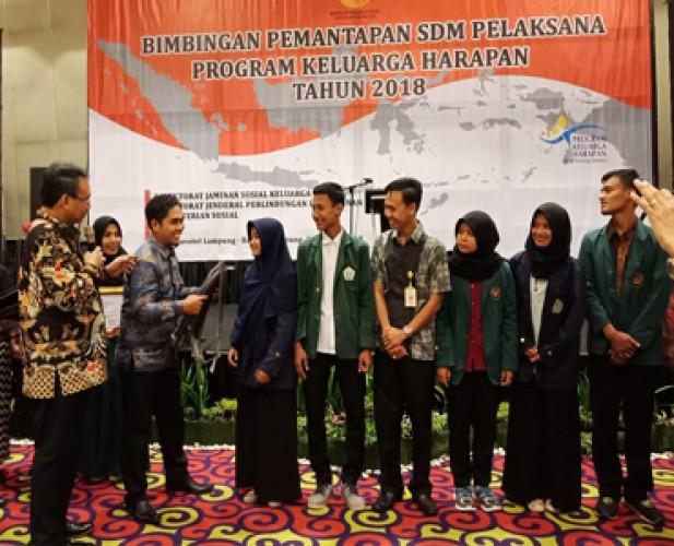 Dinsos Lampung Sambut Baik Program Bidikmisi UIN RIL