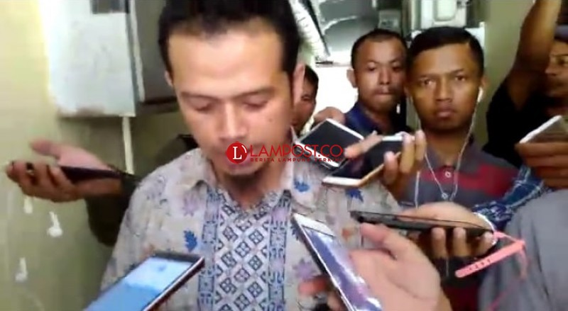 Dipanggil KPK Soal Pembelian Tanah oleh Zainudin Hasan, Alzier Tak Datang