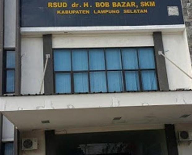 Direktur RSUD Bob Bazar Kalianda Lamsel Diganti