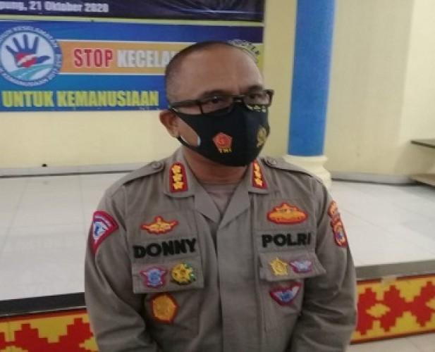 Dirlantas Polda Lampung Imbau Masyarakat Taati Aturan Lalu Lintasdan Protokol Kesehatan