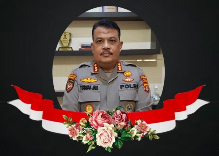 Dirpamobvit Polda Lampung Meninggal