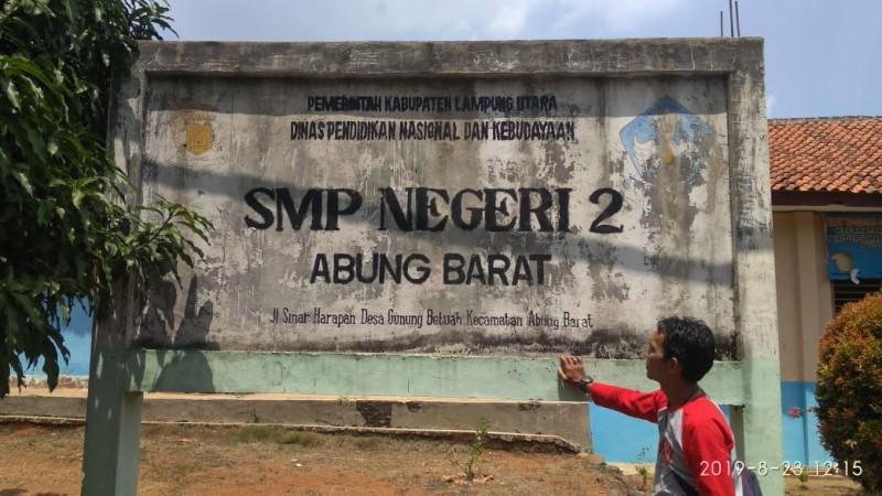 Disdikbud Dalami Aksi Dugem Massal Ala SMPN 2 Abung Barat