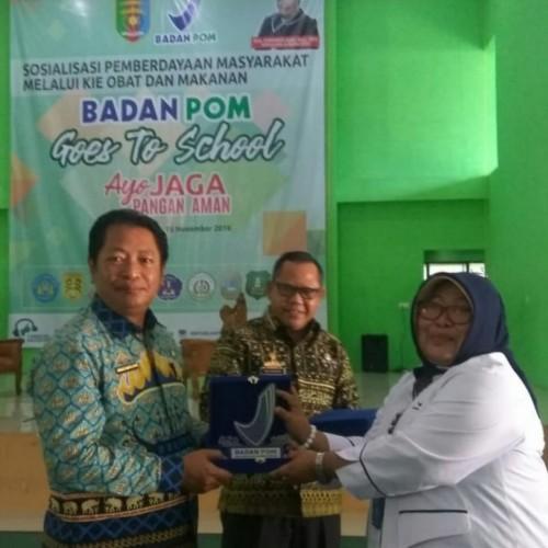 Disdikbud Lampung Minta Pihak Sekolah Cek Jajanan di Lingkungan Sekitar