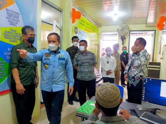 Disdukcapil Lampung Resmi Hadirkan Pojok Konsultasi