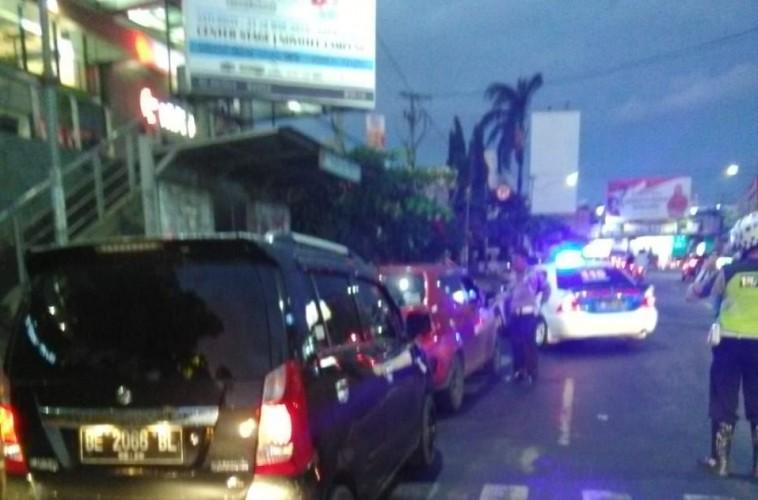 Dishub Bandar Lampung Gencar Ingatkan Pemilik Usaha Tentang Parkir