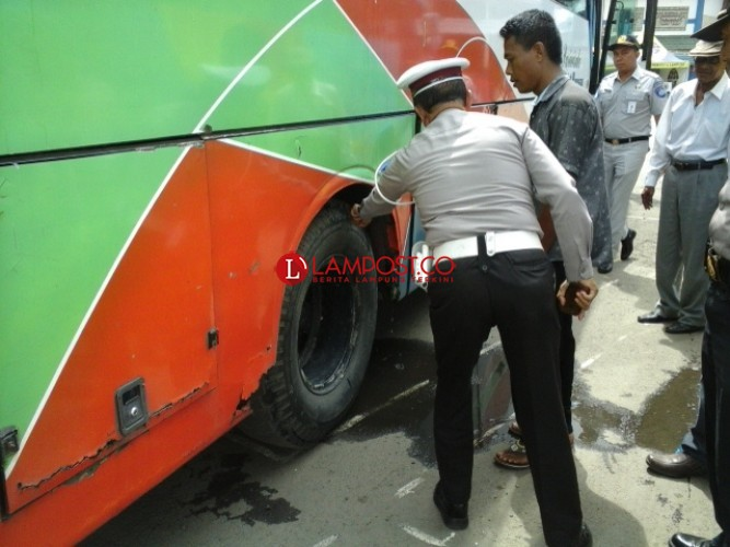 Dishub Bandar Lampung Mulai Lakukan Ramcek dan Uji Kir