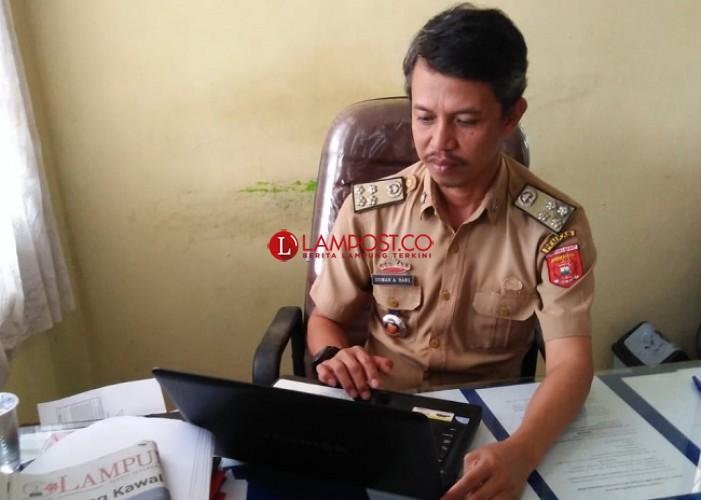 Dishub Lambar Usul Pemasangan Rambu Jalan Sukabumi-Suoh