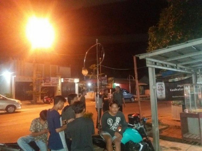 Diskominfo Lampura Intensifkan Pantauan Wifi Gratis