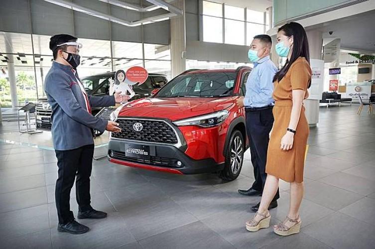 Diskon PPnBM dan Lebaran Dongkrak Penjualan Mobil Baru