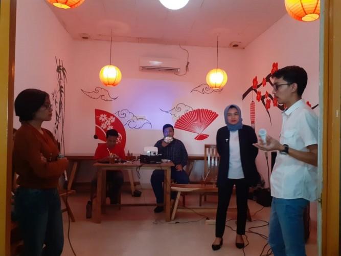 Diskusi Akhir Tahun, Media Mesti Suarakan Yang Tak Bisa Bersuara