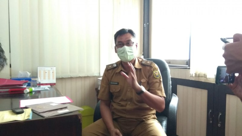 Proyek Lampung Bay City Disetop Sementara