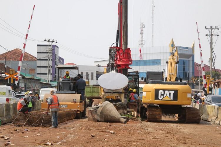 Disurati Dirjen Bina Marga, Pemkot: Mudah-mudahan Pembangunan Tetap Berjalan