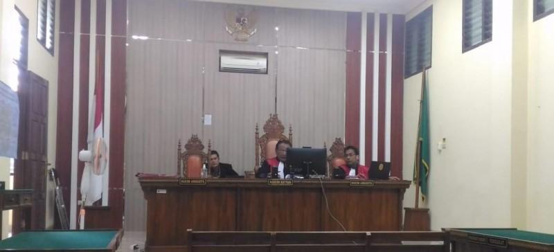 Ditangkap saat COD, Pemalsu Uang di Bandar Lampung Ini Dituntut 2 Tahun 6 Bulan Penjara