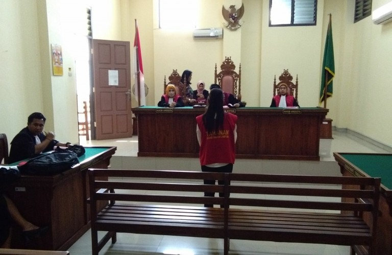 Dititipi Sabu dan Ekstasi, Terdakwa Dituntut 9 Tahun Penjara