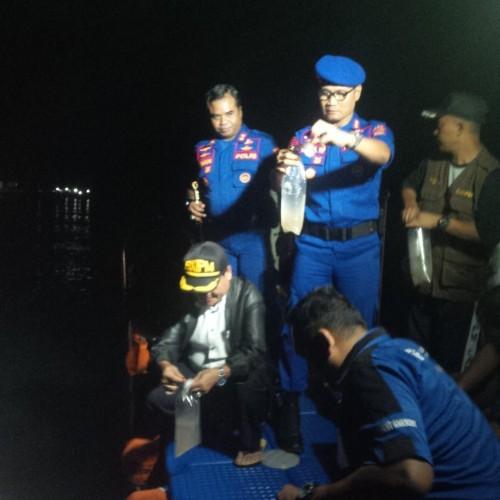 Ditpolairud-BKIPM Lepasliarkan 2.000 Benih Lobster Sitaan