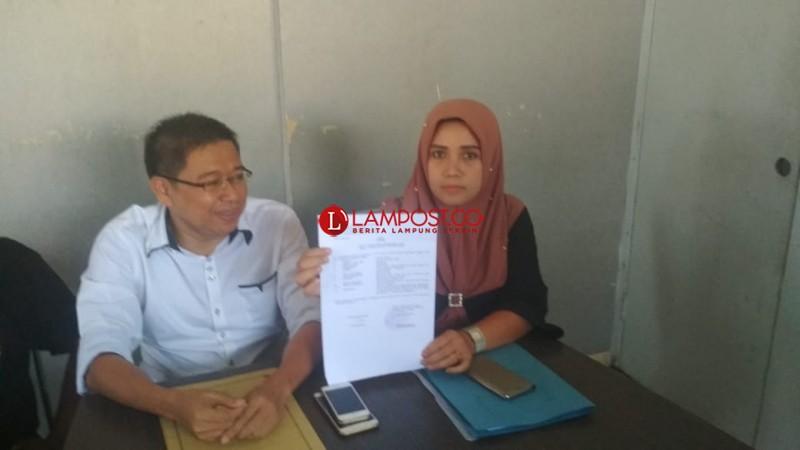 Dituding Serobot Tanah Warga untuk Bangun Jembatan, Pemkab Tanggamus Dilaporkan