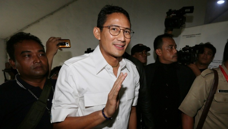 Ditunjuk Jadi Menteri, Saham Perusahaan Sandiaga Uno Meroket