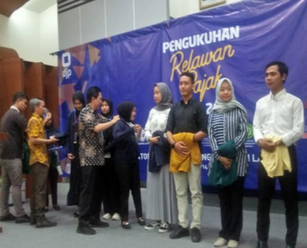 DJP Libatkan Atpetsi dan Sukarelawan dalam Tingkatkan Wajib Pajak