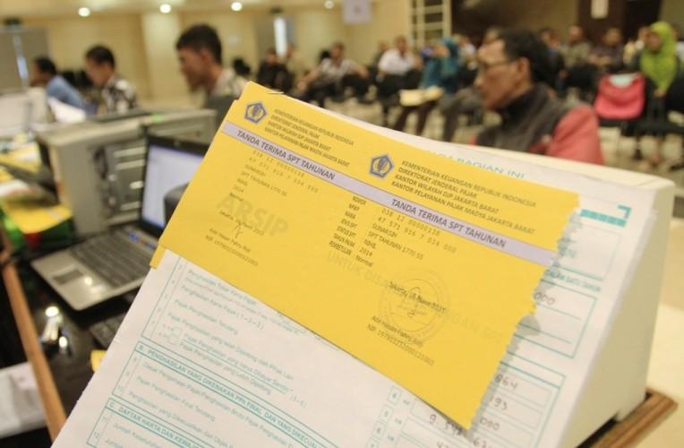 DJP Serahkan Tersangka Faktur Pajak Fiktif Rp4 Miliar