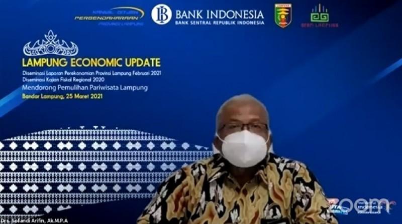 DJPb Lampung Gelar Diskusi Bertema Pemulihan Pariwisata Lampung