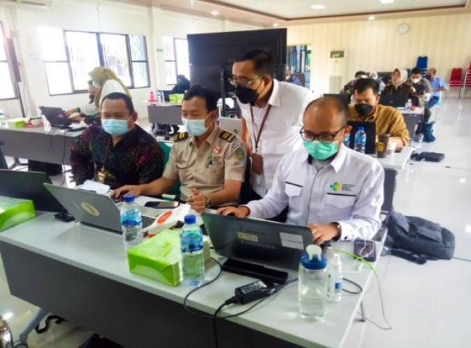 DJPb Lampung Gelar Workshop EUT Sakti Lingkup KPPN Bandar Lampung