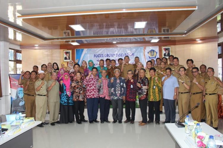 DJPB Provinsi Lampung FGD Optimalisasi DAK dan DD