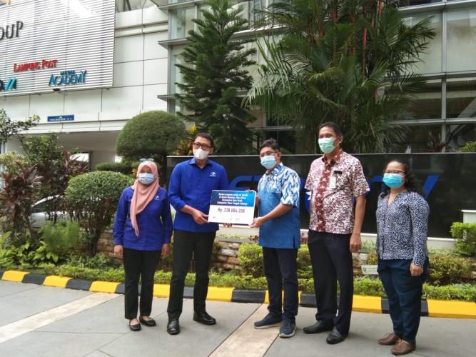 DK Media Group Salurkan Bantuan untuk Program Air Bersih di NTT