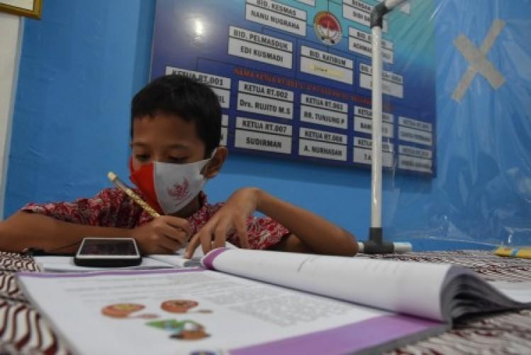 DKI Belum Izinkan Belajar Tatap Muka di Sekolah