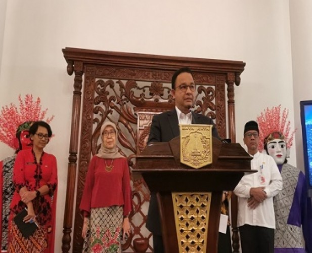 DKI Jakarta Perpanjang PSBB Transisi hingga 27 Agustus 2020