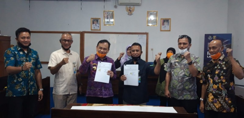 DKP—BPJamsostek Kerja Sama Beri Asuransi Nelayan Melalui Program Kartu Petani Berjaya