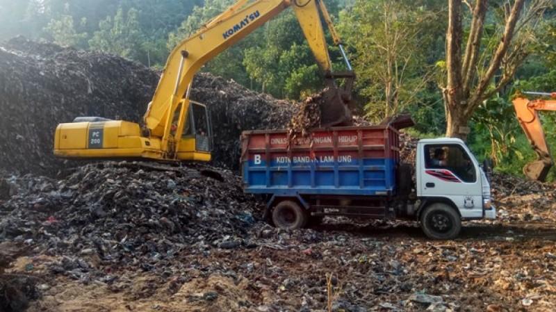 DLH Bandar Lampung Bakal Tambah Armada Kebersihan