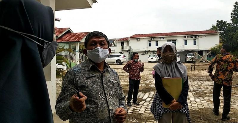 DLH Tubaba Awasi Puskesmas dan Rumah Sakit terkait Pengelolaan Limbah