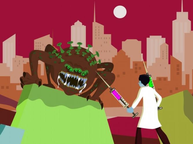 Dokter Spesialis Sebut Pengidap Covid-19 Rasakan Bermacam Keluhan