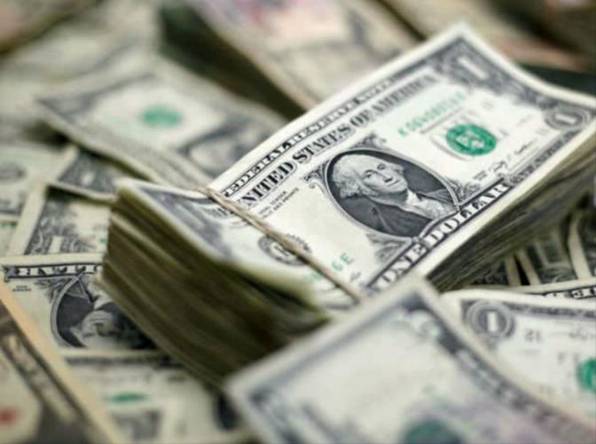 Dolar Jatuh ke Level Terendah